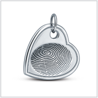 Fingerprint Keepsake
