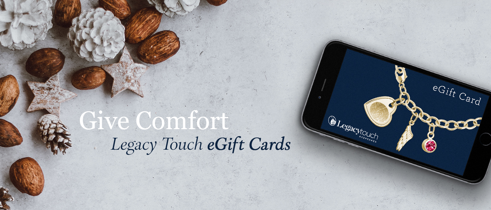 Give Comfort with a Legacy Touch eGift Card