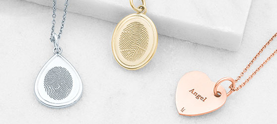 Fingerprint Charms